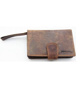 Voll-Leder Tasche Vintage,...