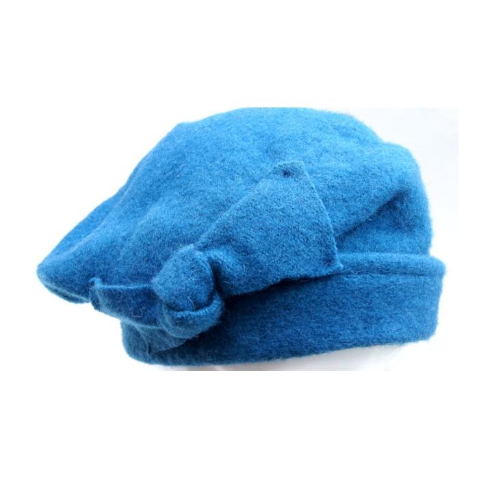 Mütze,hell blau