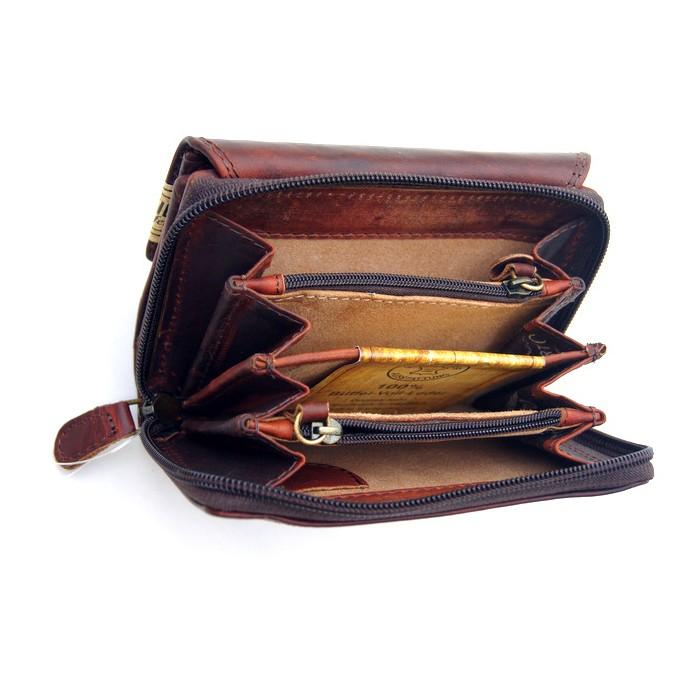 Damen Portemonnaie mit viel Stauraum