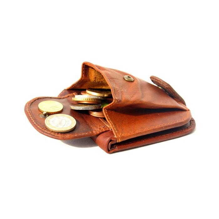 Herren Leder Geld-Börse