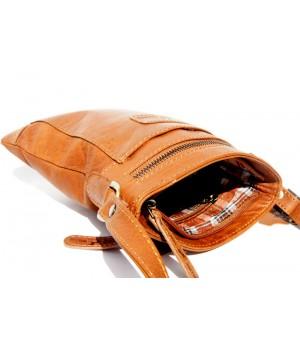 Echtleder Tasche, mit...