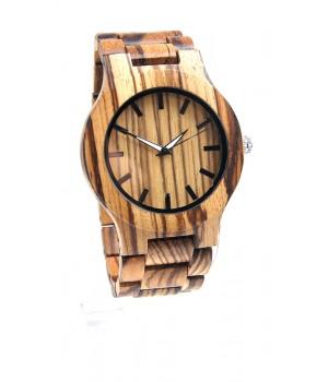wood watch Holz Uhr passend für Ihn und Sie