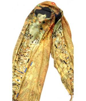 Adele, ein softweicher  Schal.
