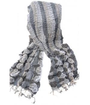 Stretch Schal flauschig...