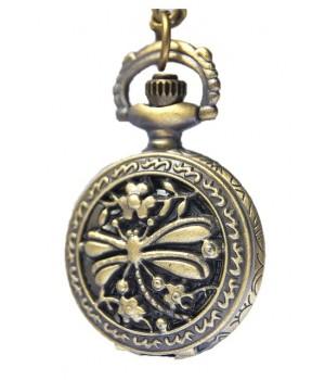 Libelle Vintage Halskette...