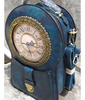 Vintage Uhren Rucksack