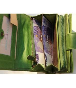 Geldbörse Grün
